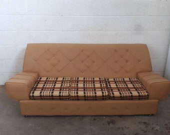 Peachy 1970S Sofa Etsy Pabps2019 Chair Design Images Pabps2019Com
