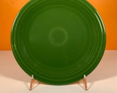 Fiesta Forest Green (Older) Luncheon Plate