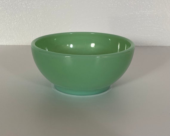 "Fire King Jade-ite 5"" Cereal Bowl"