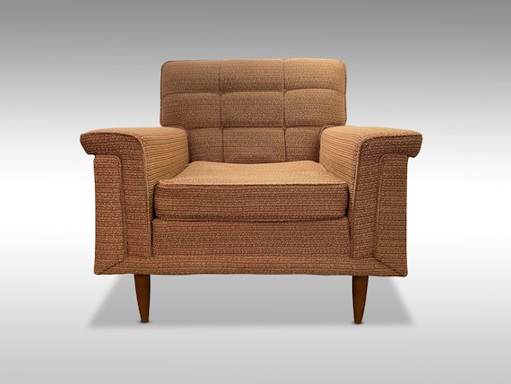 Mid Century Modern Lounge Chair by Rowe, Circa 1950s - *Please ask for a shipping quote before you buy.
