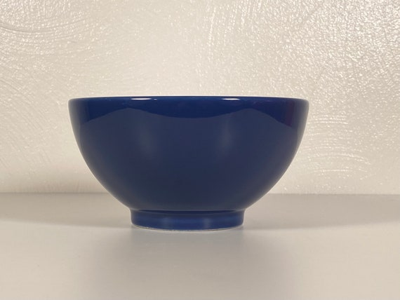 "Waechtersbach Fun Factory Royal Blue 5.75"" Bowl"