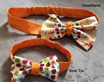 Knots 'N' Bows PDF Pattern : Hair bow , bow tie or clothing accessory