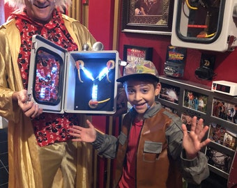 Flux Capacitor Movie Prop - Back to the Future