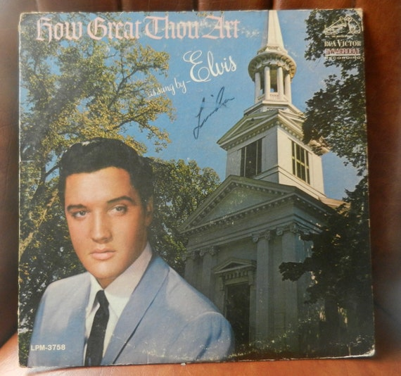 How Great Thou Art Youtube Elvis Presley