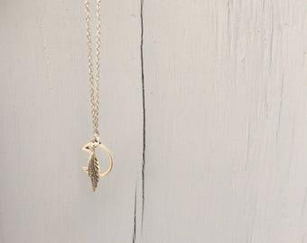 Dream weaver necklace