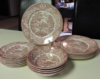 English ironstone tableware | Etsy