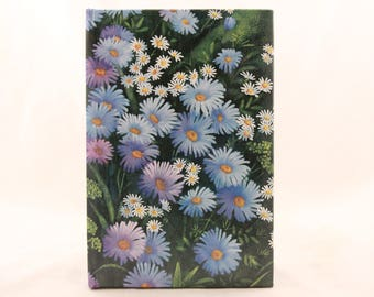 New! Vintage 1981 Floral Stationery Folder with Pad of 30 Designed Sheets by Current. 1576