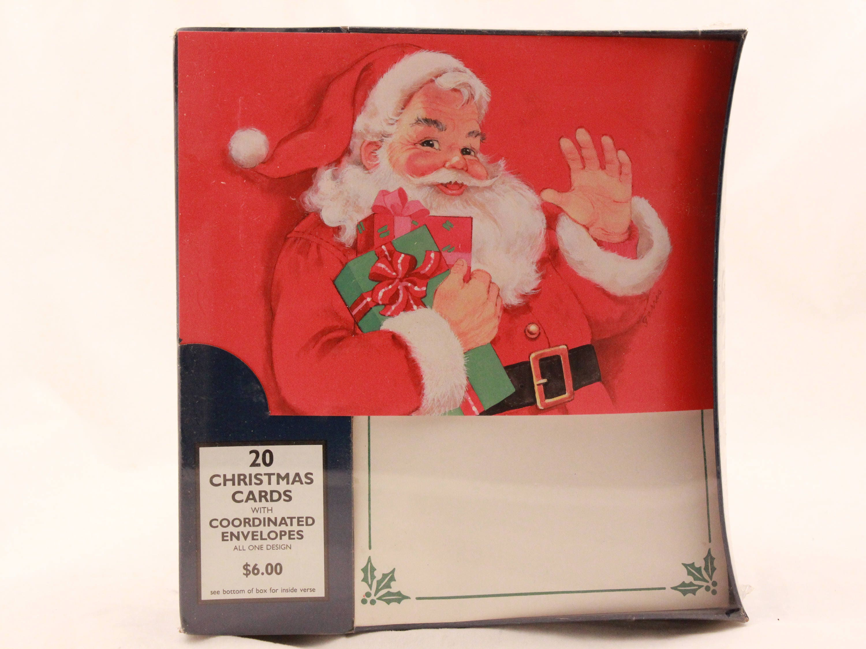 Newold stock paper magic group christmas cards 20 cards with newold stock paper magic group christmas cards 20 cards with envelopes santa m4hsunfo