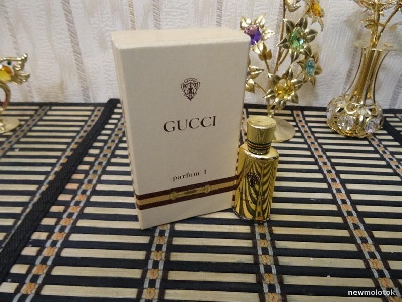 Gucci Parfum N1 Gucci 37ml Perfume Vintage Etsy