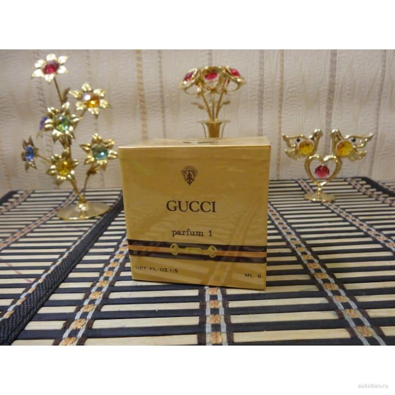 Gucci Parfum N1 Gucci 6ml Perfume Vintage Sealed Etsy