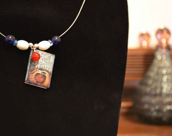 Book Necklace - Little Snow White