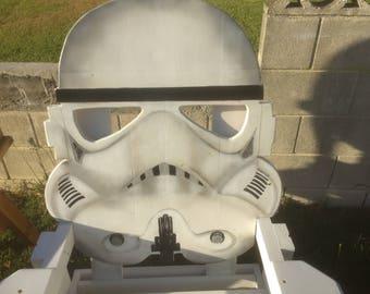 Star Wars Furniture,  StormTrooper Storm Trooper Deck Chair  Camping Chair Adirondack Chair Lawn Chair