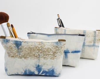 PETITE eco-friendly cotton travel cases