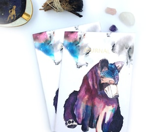 Spirit Animal Journals / Notebooks