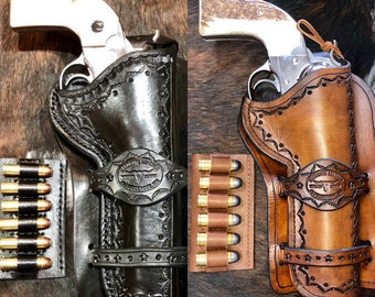 Old west holster | Etsy
