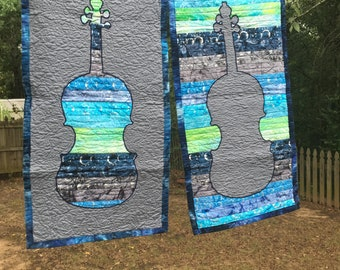 Viola Wall Hanging, Finished wall hanging, musician gift, orchestra gift, gift for music teacher, orchestra music student gift, music gift