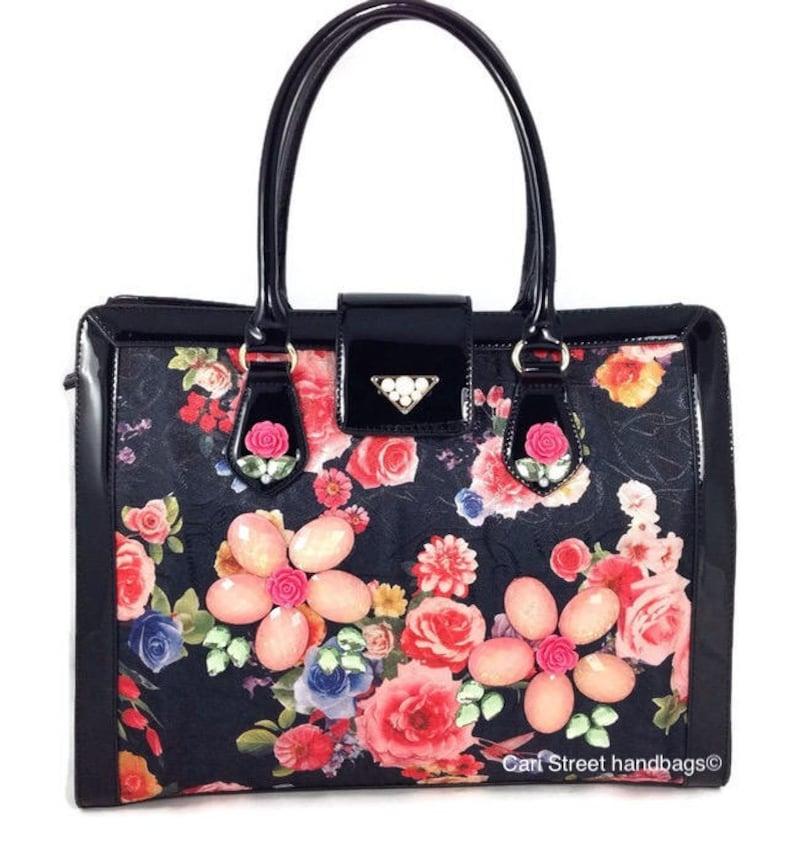 Cari Street handbags Briefcase Tote Womens Briefcase
