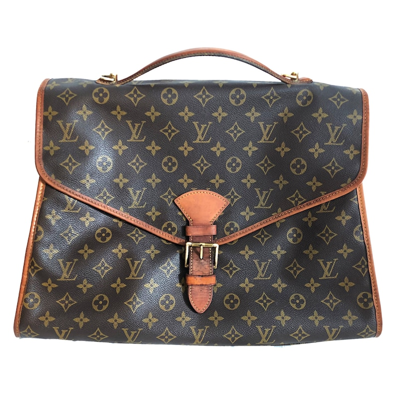 d2750ac61f Authentic Louis Vuitton Beverly GM Briefcase