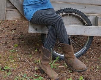 Totem Leggings ~ Jersey