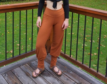 Willow Pants ~ Bamboo Fleece