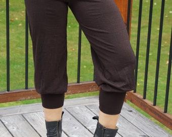 Merino Wool Willow Pants Brown