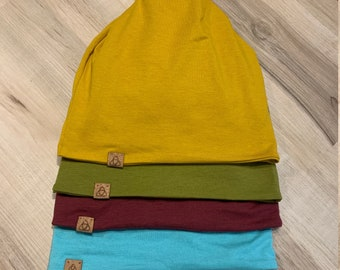 Twist Toque 'Colours' Bamboo Jersey