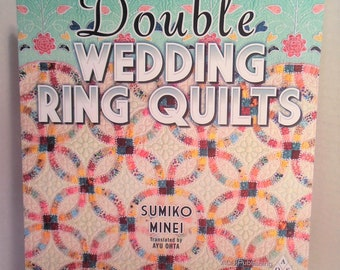 Scarlett S Double Wedding Ring Paperpieced Quilt Pattern Etsy