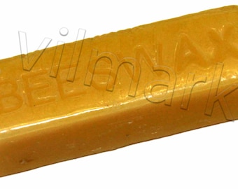 Beeswax 1 oz Filtered 100% Pure Yellow Premium Bees Wax Cosmetic Grade A 1 bars