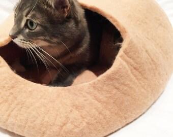 Pink Cat Cave / Cat Cocoon / Cat Home