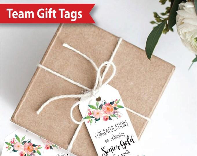 Team Gift Tags - Digital File