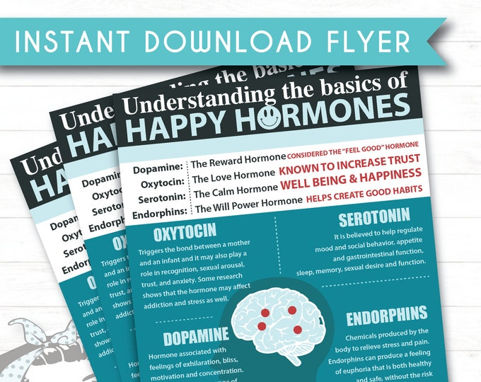 Happy Hormones - Instant Download
