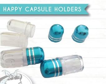Happy Capsule Holders