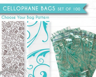 Sample Kit Cellophane Bags