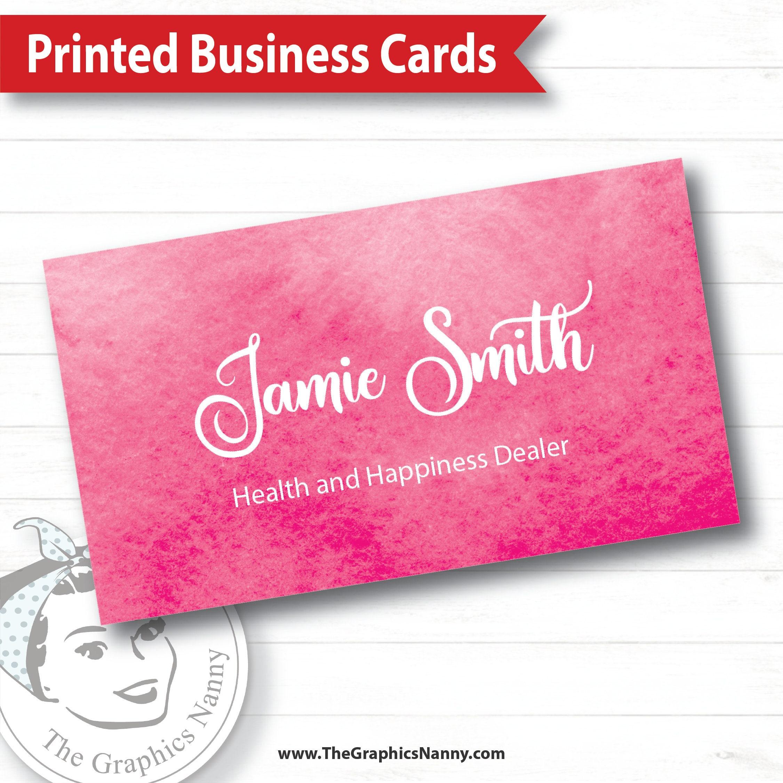 Business Card - Papyrus, plexus Business Card, New slim, Pink Drink ...