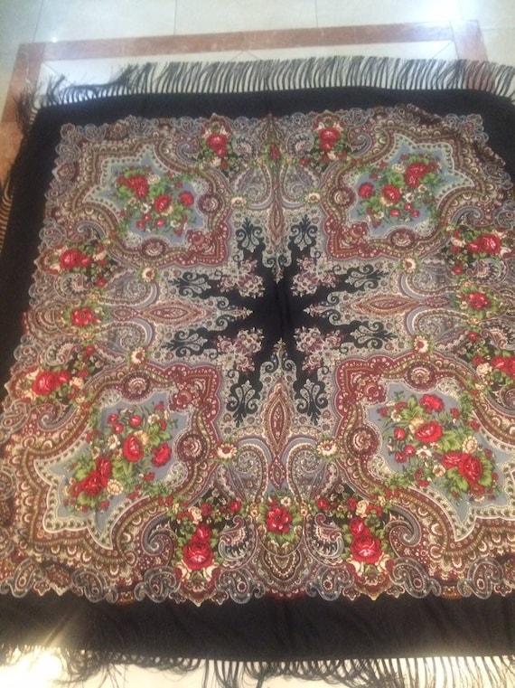 Piano Shawl / scarf