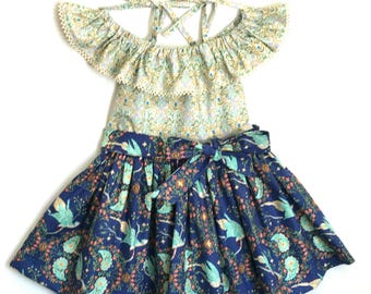 Girls Fall Dress, Fall Outfits, Fall Fashion, Special Occasion, Girls Dresses, Peasant Dress, Off the Shoulder Dress, Thanksgiving Dress