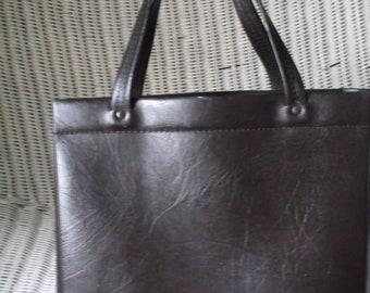 vintage mod shopper tote bag St Michael brand 0519ccc9dcc00