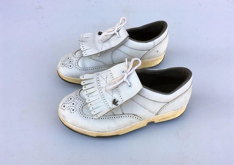 buy online becde ffd54 Vintage Adidas Torsion sneakers made in Yugoslavia   golf   Etsy