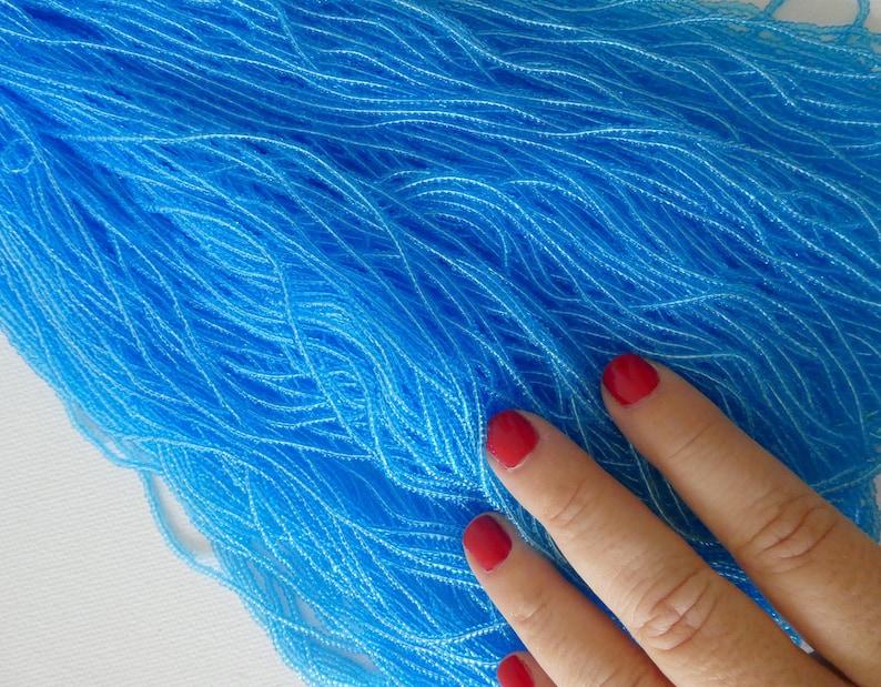Size 11//0 Opaque Royal Blue Preciosa Ornela Czech Seed Bead