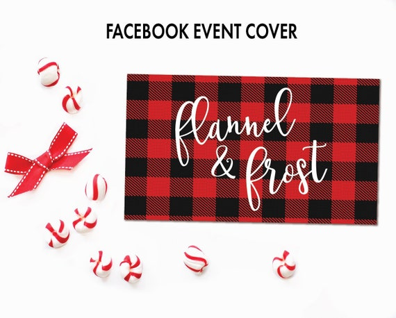 flannel frost facebook event cover christmas party facebook