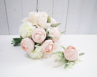 Peach Bouquet Etsy