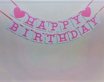 happy 60th birthday banner birthday banner birthday signs etsy