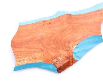 Hardwood Cutting Board LiveEdge