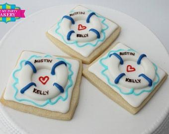 Life Preserver Cookies
