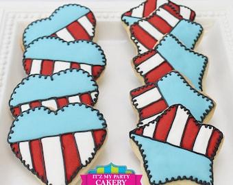 Patriotic Cookies (1 Doz)