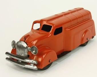 Steel toy trucks etsy