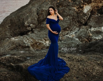e46d750a2ba Maternity Dress for Photo Shoot Maternity Gown for Photo Shoot Maternity  Dress for Baby Shower Maternity Maxi Dress Leinani Short Sleeves
