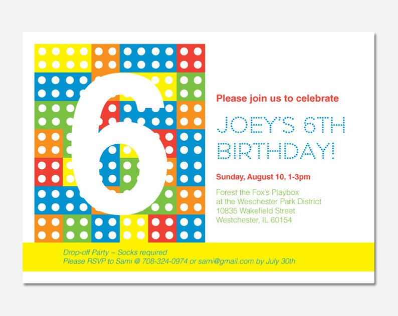 photograph about Lego Birthday Invitations Printable named LEGO Birthday Get together Invitation, LEGO Get together, Customized Invitation, Printable Invitation, Traveling Pinwheel