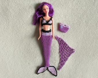 Mermaid set for princesses - and barbiedolls