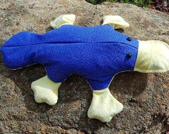 Weighted Platypus, Weighted Toy, Sensory Toy, Autism, ADHD, Dementia, PTSD, SPD, Stim, Calming, Relaxing